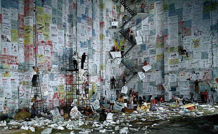 Exposição na Oca repassa últimos 30 anos da arte ácida e colorida da China - 13/04/2014 - Ilustrada - Folha de S.Paulo