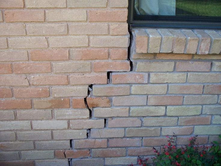 7 Best Images About Repair Cracks In Brick Walls On Pinterest