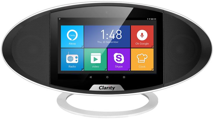 Clarity Speaker - check out this amazing 3-in-1 speaker at www.clarityspeaker.com!
