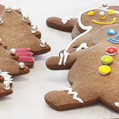 Gingerbread biscuits Recipe - Quick and easy at countdown.co.nz