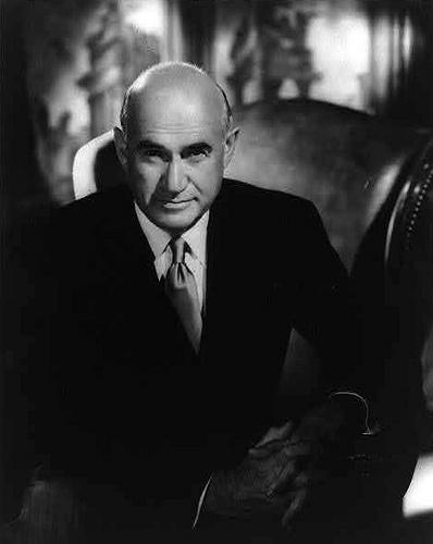 Samuel Goldwyn american film producer 1959 by Yousuf Karsh http://www.flickr.com/photos/shelchen9210/7099176661/
