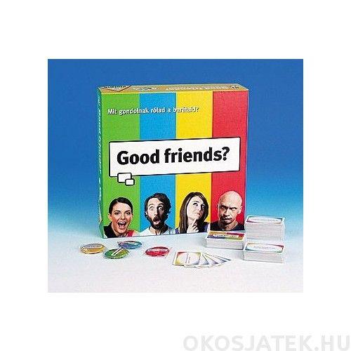 Good Friends party, önismereti társasjáték - Piatnik