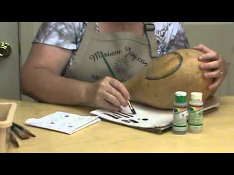 """Miriam Joy walks you through learning how to float color with acrylic paints. Learn how to """"float color"""" also called """"color blending"""". This process is broken down for you to understand and easy to follow. Add color floating to your art or craft projects to make them """"pop""""."""