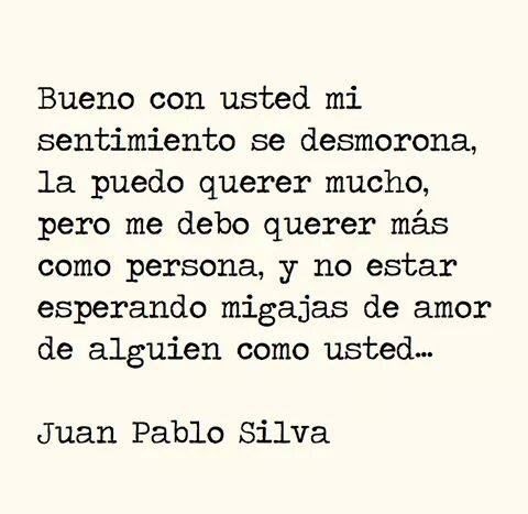 248 best libros images on pinterest proverbs quotes reading see more juan pablo silva fandeluxe Image collections