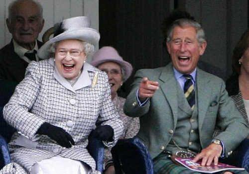 I wonder what struck their funny bone?!