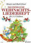 Violine Noten : Das fröhliche Weihnachtslieder-Heft (f. 2-3 Violinen) leicht – … – Kiepez