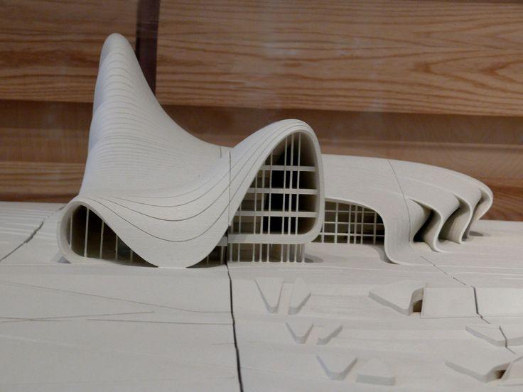 Heydar Allyev Centre, Azerbaijan by Zaha Hadid | by Iqbal Aalam