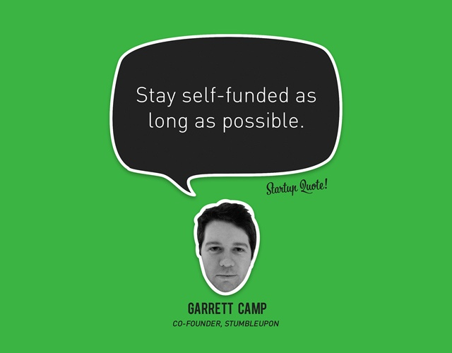 Garrett Camp's quote