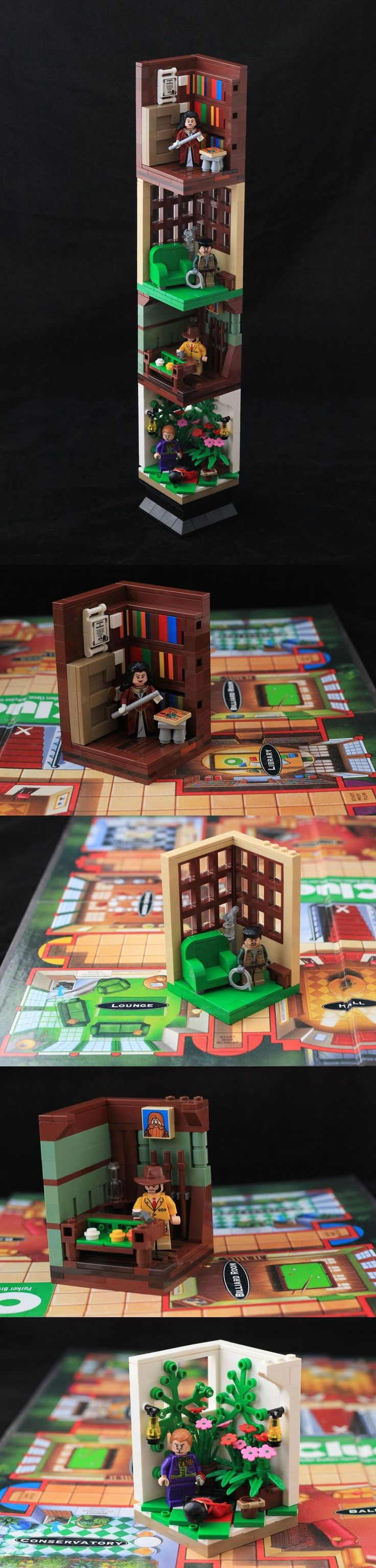 Clue Story Tower
