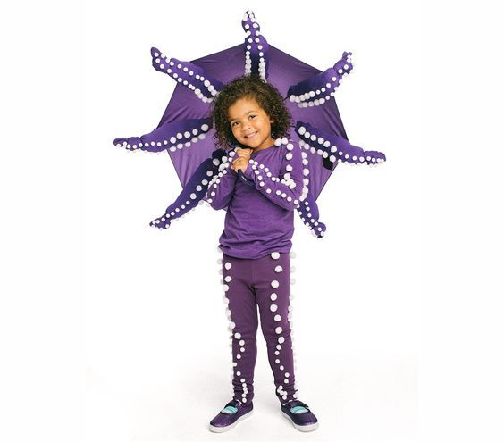 Image result for sea outfit recycled ideas squid