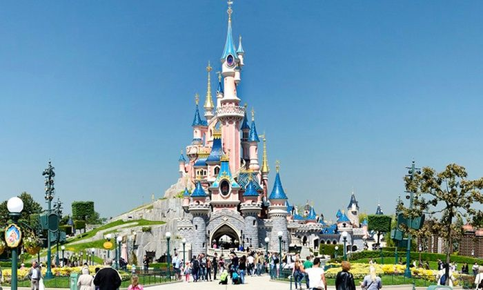 Bargain Late Holidays - Montévrain: ✈Paris: 2-4 Nights at Residhome Appart Hotel Val d'Europewith Return Flights and Ticket to Disneyland Parks*