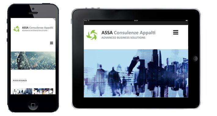 Nuovo sito web realizzato per ASSA Consulenze Appalti: scopri di più!
