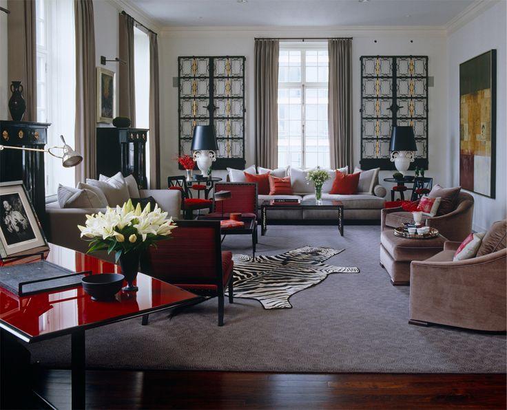 Astor street duplex livingroom2 suzanne lovell inc