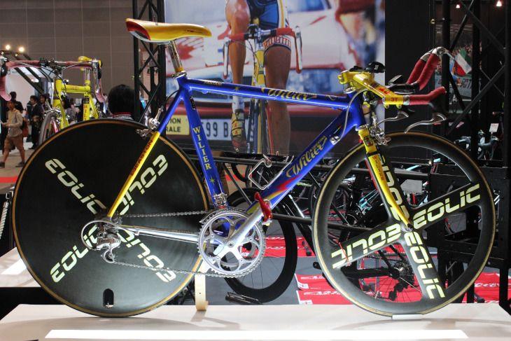 TTが苦手だっただけに現存するパンターニの実車のなかでも特に珍しいというTTバイク: photo:Yuya.Yamamoto