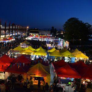 Summer Night Market; Richmond, BC