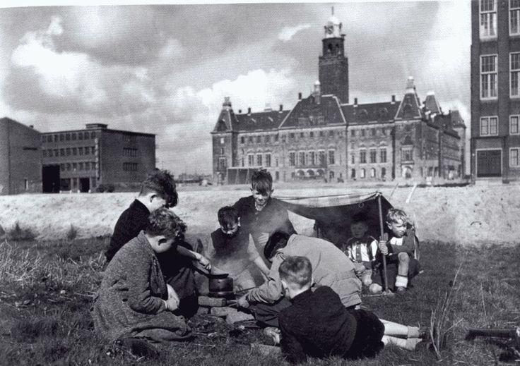 stadhuisplein1950