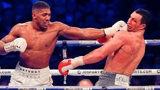 Anthony Joshua Defeats Wladimir Klitschko via TKO | SHOWTIME Boxing