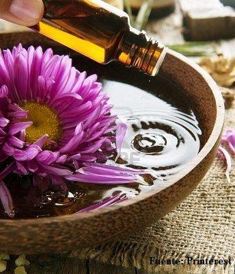 Los Aceites Esenciales para nuestra rutina de belleza
