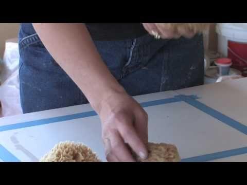 Tone On Tone Painting best 25+ sponge paint walls ideas on pinterest   textured painted