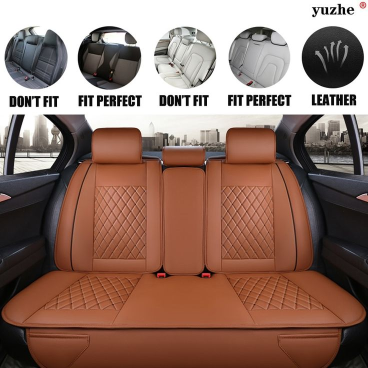 25 best ideas about leather car seat covers on pinterest - Car interior detailing killeen tx ...