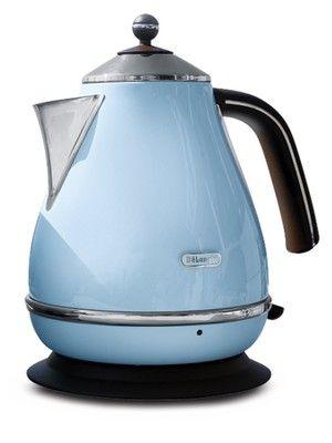 DeLonghi KBOV3001.AZ Vintage Icona Kettle - Blue, http://www.very.co.uk/delonghi-kbov3001az-vintage-icona-kettle---blue/1183725032.prd