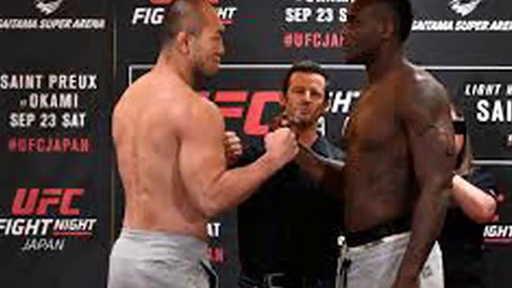UFC Fight Night: Saint Preux vs. Okami post-fight results and analysis. ...