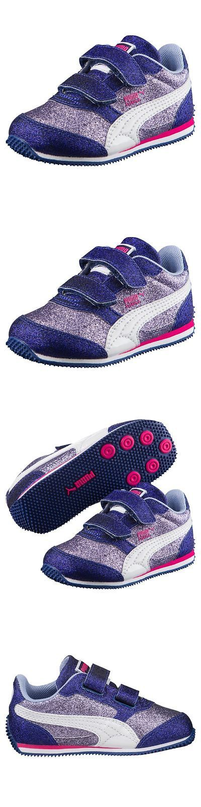 Baby Shoes 147285: Puma Steeple Glitz Glam Kids Sneakers -> BUY IT NOW ONLY: $34.99 on eBay!