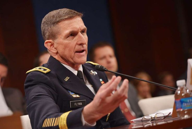 """Meet Trump's White House team:     National Security Adviser: Michael Flynn:   Trump has called the retired general one of """"the country's foremost experts on military and intelligence matters"""" while nominating him. Flynn has served as director of the Defense Intelligence Agency between 2012 and 2014 and was Trump's top military adviser during the presidential campaign."""