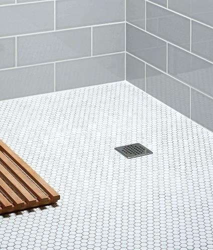 2 Inch Hex Tiles 1 Hexagon White Matte Hexagons Floor Tile