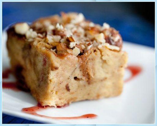 Banana Rum Challah Bread Pudding Recipe on Food52 – Chocolate Bread Pudding #Banana #best chocolate bread pudding #bobby…