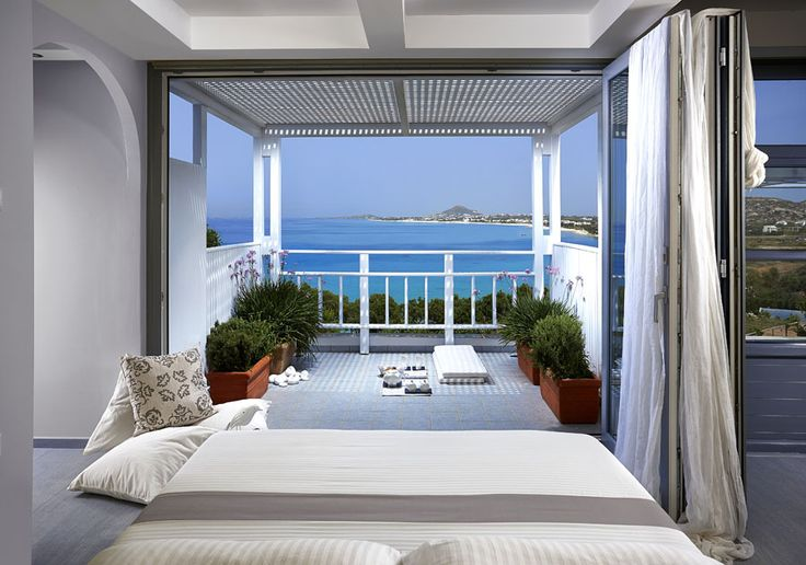 Clarion Villa is a luxury holiday villa in Naxos Island,Greece. An enchanting brand new jewel created to accommodate just the two of you, for a romantic dream holiday.