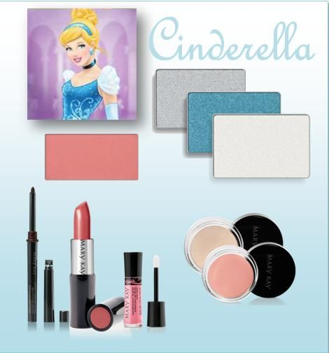 Cinderella themed Mary Kay color set. http://www.marykay.com/blhouser