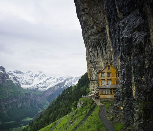 house: Spaces, Mountain, Favorite Places, Dream, Beautiful, Places I D, Switzerland, House, Travel