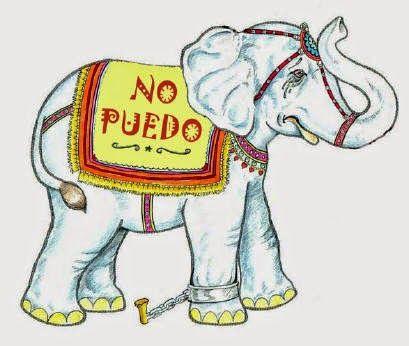 """COACHING PARA MEJORAR TU VIDA: Cuento """"El elefante encadenado"""""""