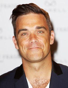 Men's Hair Style: Robbie Williams