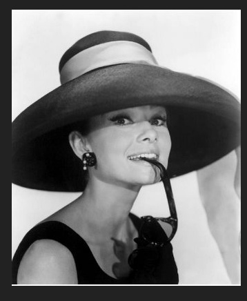Audrey Hepburn - Love her movies!