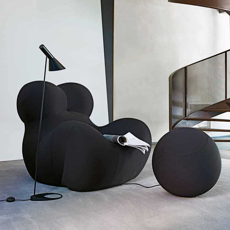 La Mama Chair by Gaetano Pesce