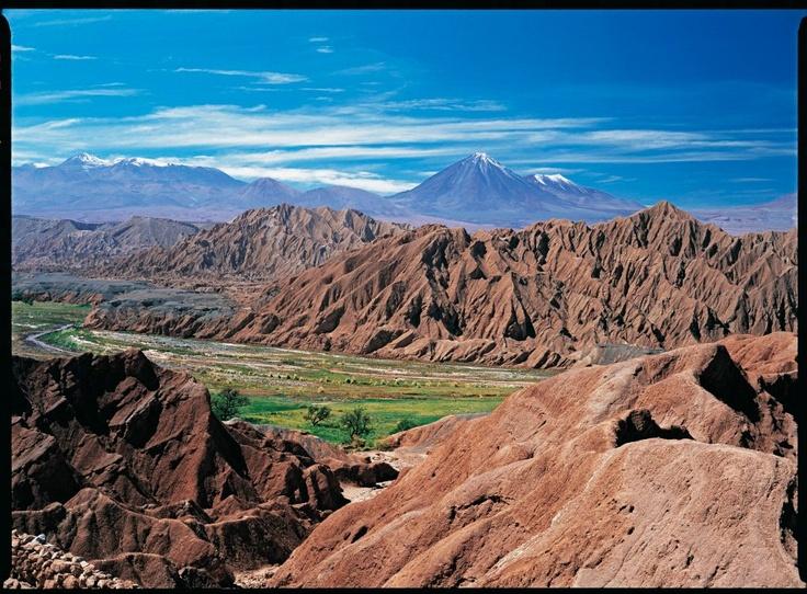 Cordillera de Domeyko, Atacama / Chile
