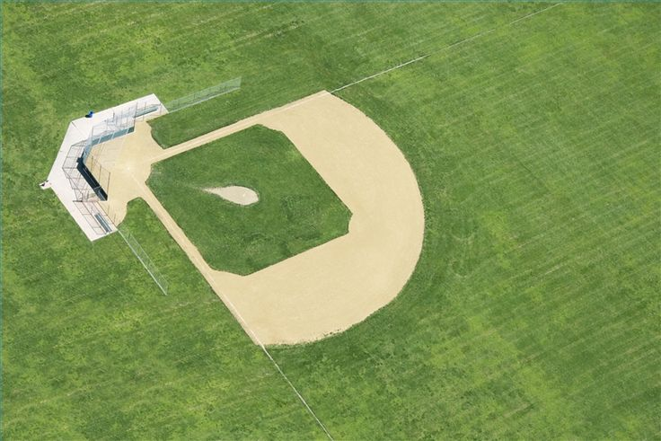 How to Make a Backyard Baseball Field I want to do this with carpet in my basement.