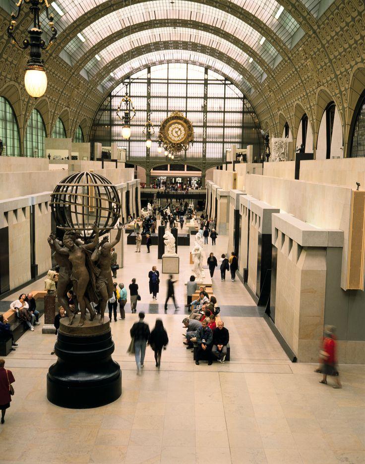 Foto Interior del Museo de Orsay de París en París - Ociogo