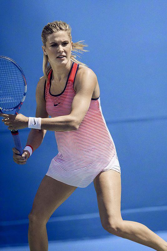 Genie Bouchard Australian Open 2016 outfit