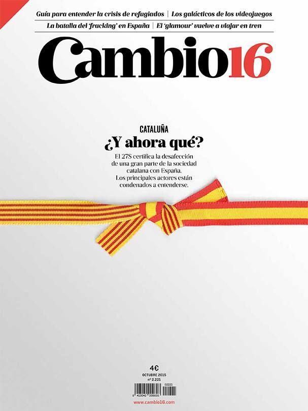 Cambio16 #magazine #cover