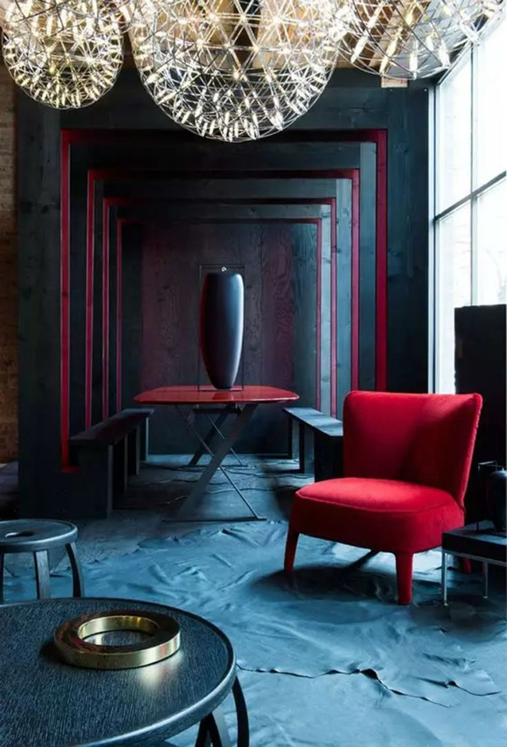 6 Marvelous Red Chair Ideas That You Will Buy #modernchairs #velvetchair #livingroomchairs | See more at: http://modernchairs.eu/6-marvelous-red-chair-ideas-that-you-will-buy/