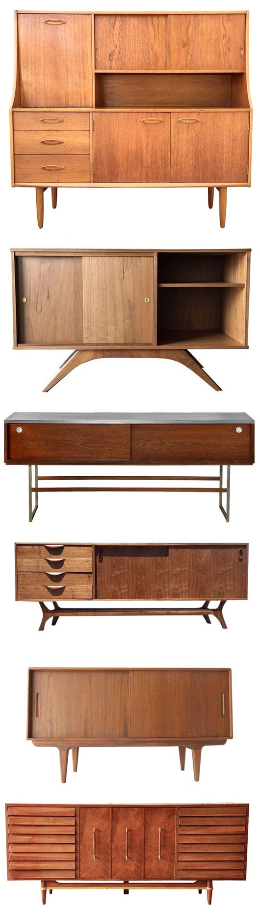 the beauty of credenzas.