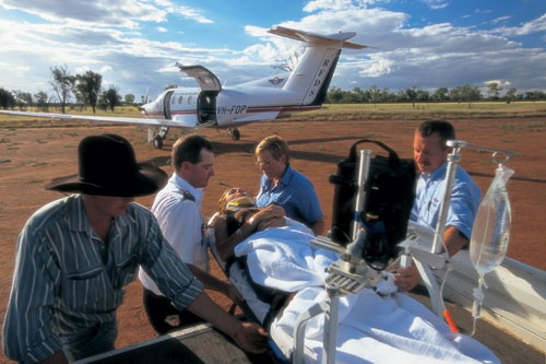 Energen supports the Royal Flying Doctors