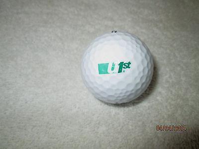 NEW Vintage 1st Union Bank Logo 9 -Titleist Golf Balls HVC 90 Original Packaging