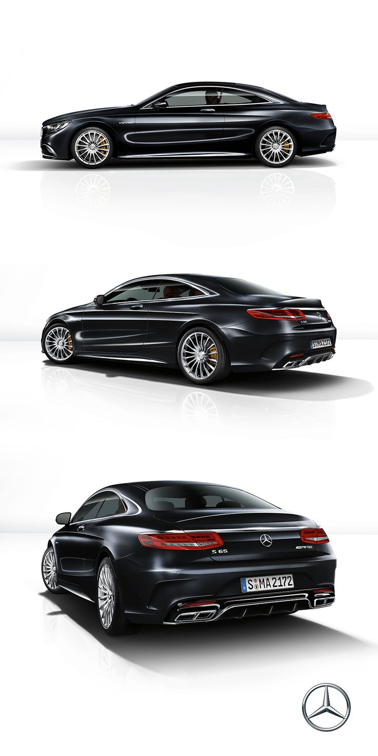 Strong powerful and majestic the s65 amg slips through the wind with ease and
