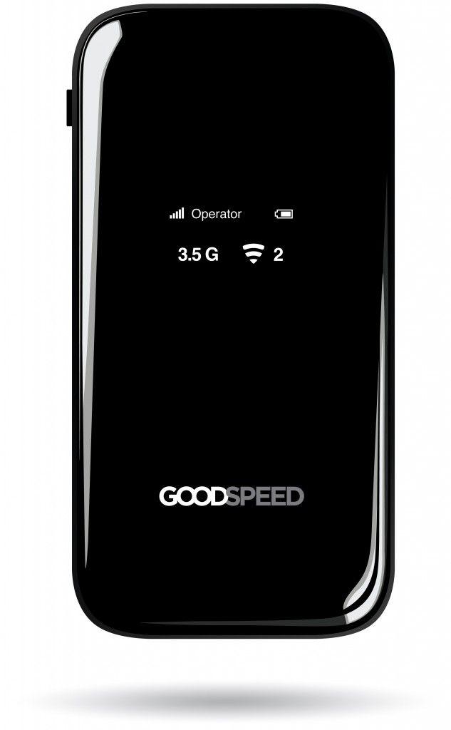 Wi-Fi on the Go: Goodspeed Hotspot