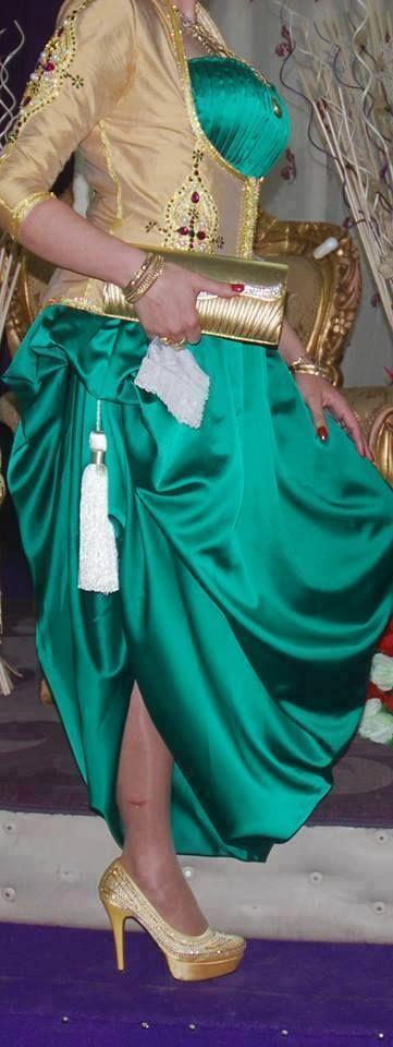 tenu traditionnelle algerienne
