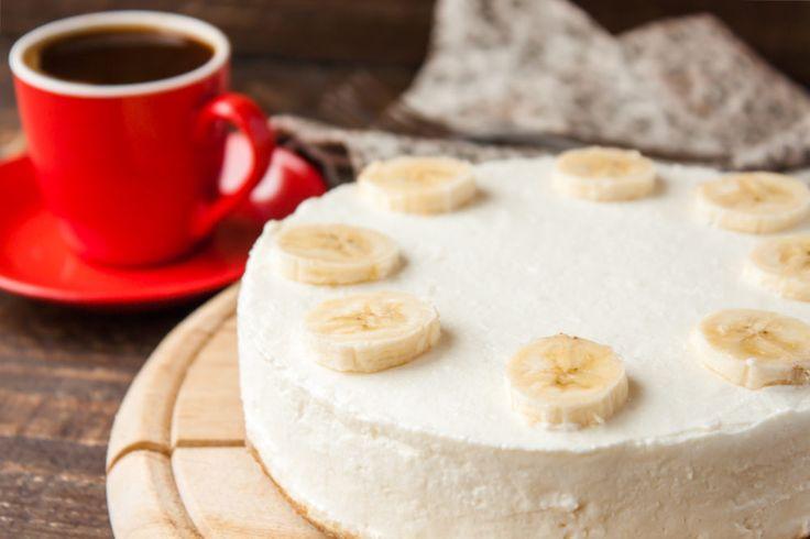 Recept – så bakar du en helt ljuvlig raw bananpaj